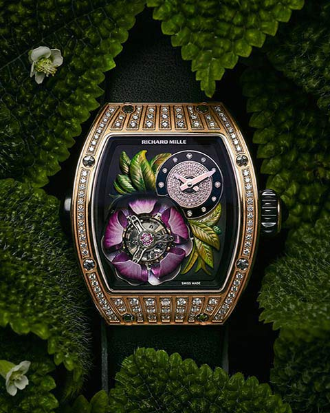 Richard Mille Watch Product Commercial Photography Dusseldorf Flying Pear