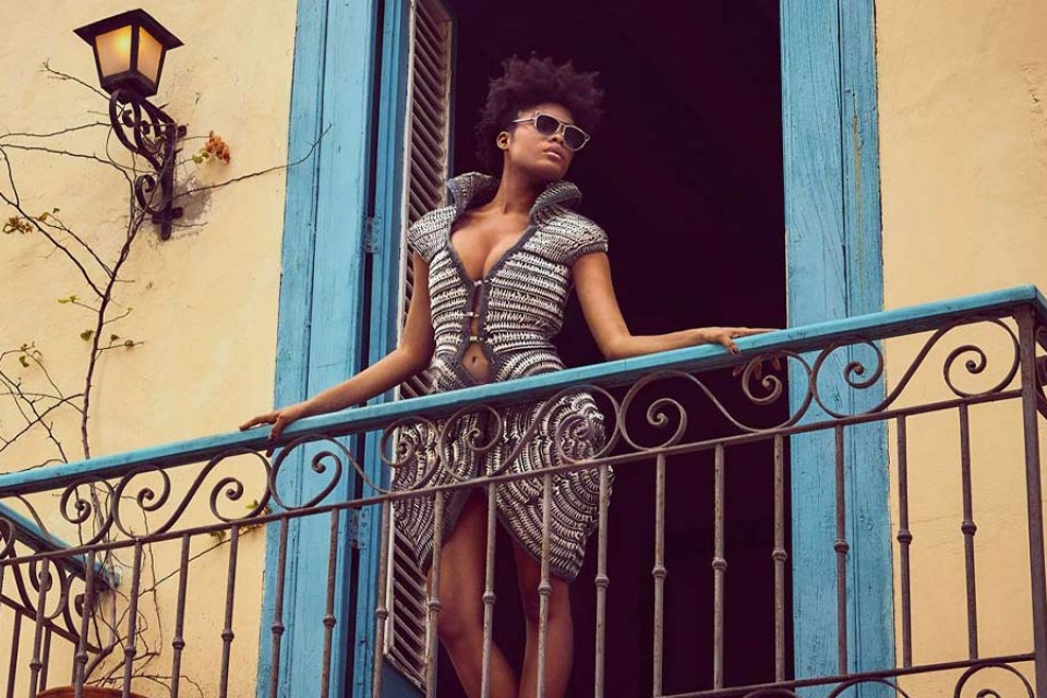 Cuba Sustainable Fashion Photography Dusseldorf Ad Agency Flying Pear