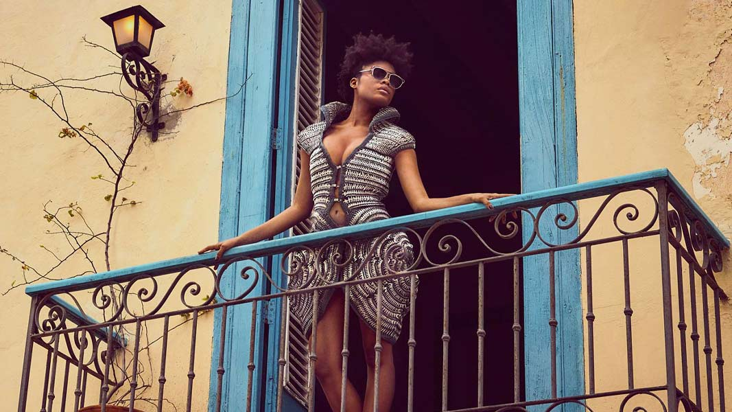 Cuba Sustainable Fashion Photography Dusseldorf Flying Pear